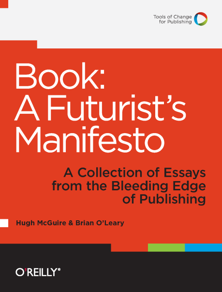 Check out our chapter in Book: A Futurist's Manifesto